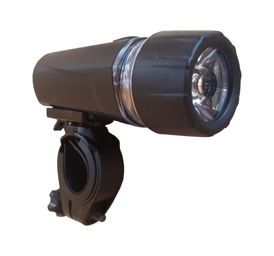 Велосипедний ліхтар 1 Led 90 Lm