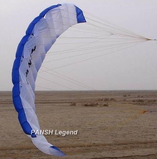 Кайт новый LEGEND 4,5 м2, воздушный змей, для покатушек, трайк, лыжи,