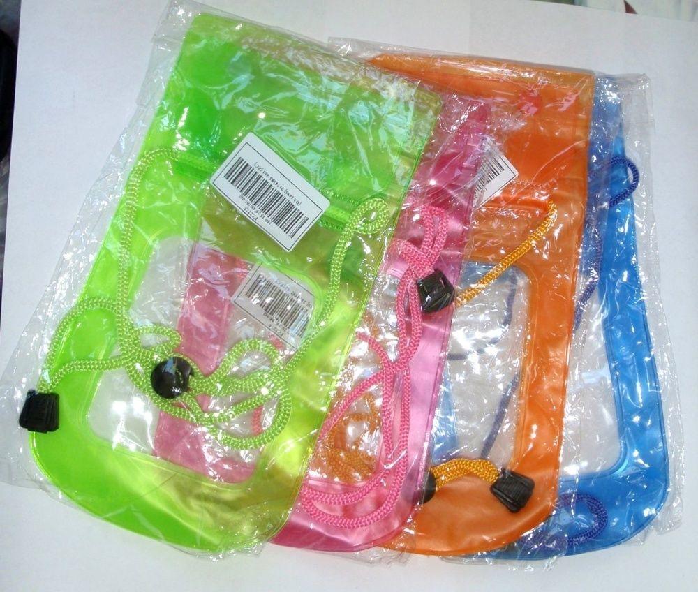 Ватерпак, герметичная сумка-упаковка, шнурок на шею, новые