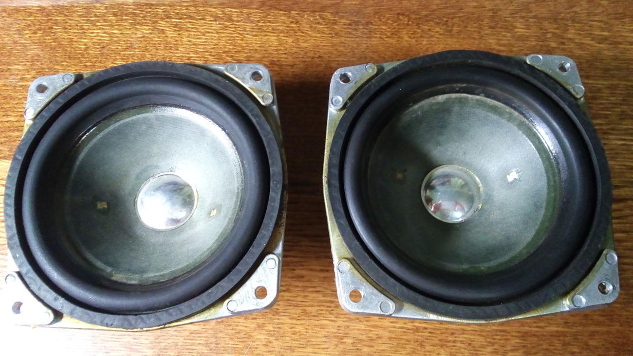 Середньочастотні динаміки 20 ГДС-4-8 (15 ГД-11А).