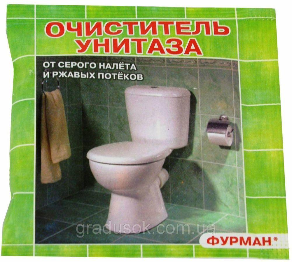 Очиститель унитаза (раковин, ванн)