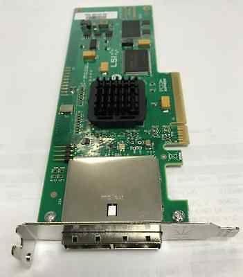 RAID контроллер  LSI SAS3801E L3-01123-04G SAS Dual Port PCI-E