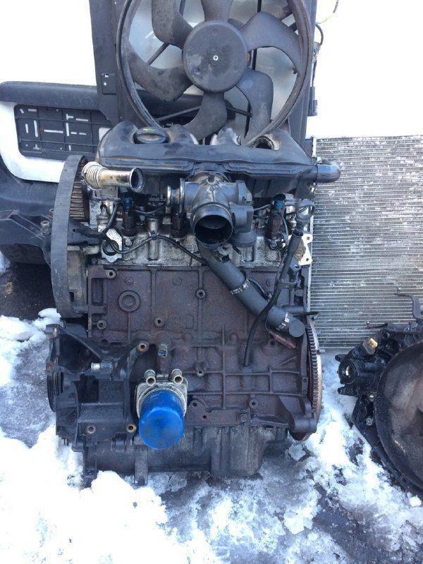 дизельные двигатели ситроен берлинго