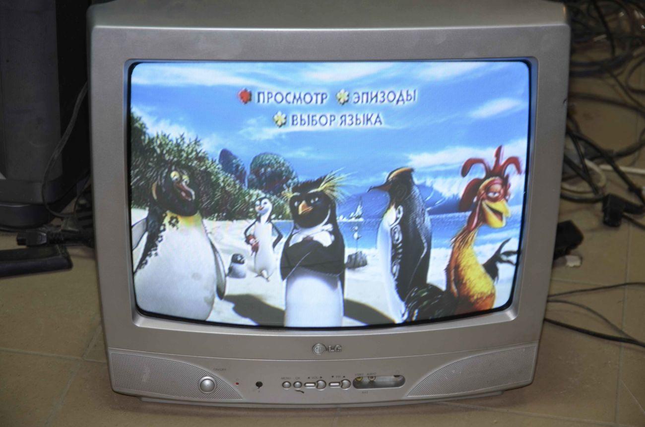 Телевизор LG CT-20J55M