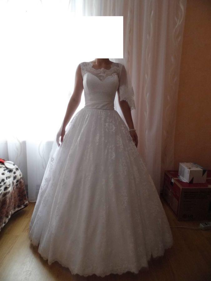 257ba61ba8ddfd платье свадебное: 1 900 грн. - Весільні сукні Житомир - оголошення ...