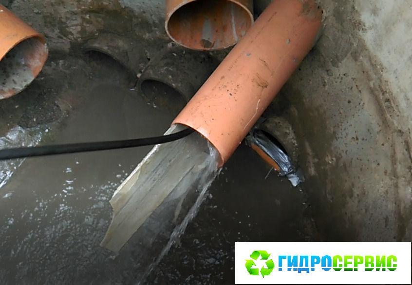 Выкачка туалетов.Квалифицированная чистка канализации в Одессе