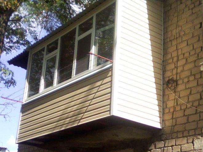 Балкон под ключ Луганск Ровеньки Краснодон Красный Луч.