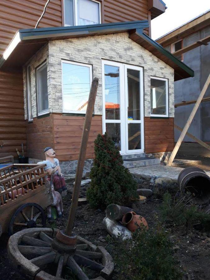 Предлагается к продаже дом из экологически чистых материалов