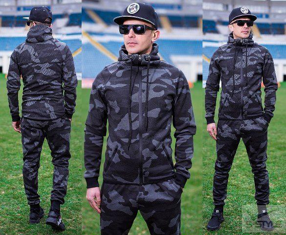Мужской спортивный костюм милитари.  860 грн. - Другая спортивная ... 0c6aaad2b5c