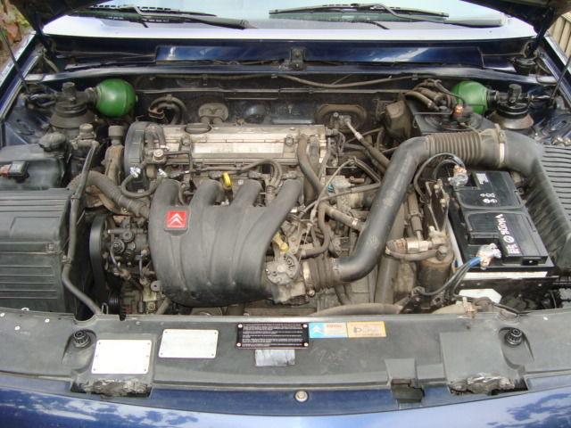 Двигатель Citroen, Peugeot 2.0V16 АКП.