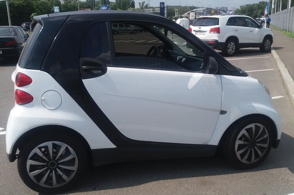 Аренда прокат автомобиль Смарт Smart
