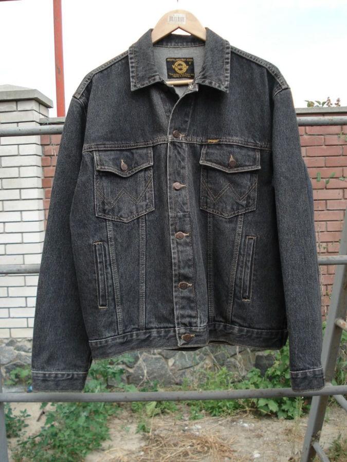c8f8f3c2fbd9 Мужской фирменный джинсовый костюм Wrangler  3 999 грн. - Костюмы ...