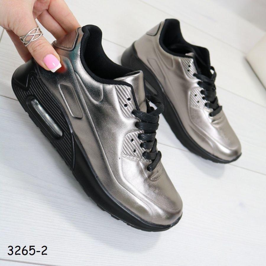 67aef753f0a3 Кроссовки женские серебристые  жіночі кросівки серебристі  435 грн ...