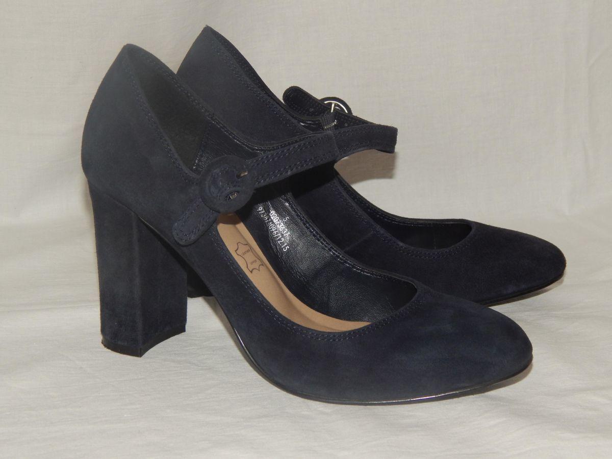 feb7327da Натуральные замшевые туфли от MARKS&SPENCER, размер 37-38: 550 грн ...