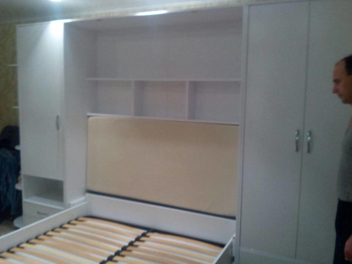 Шкаф кровать трансформер на заказ от производителя