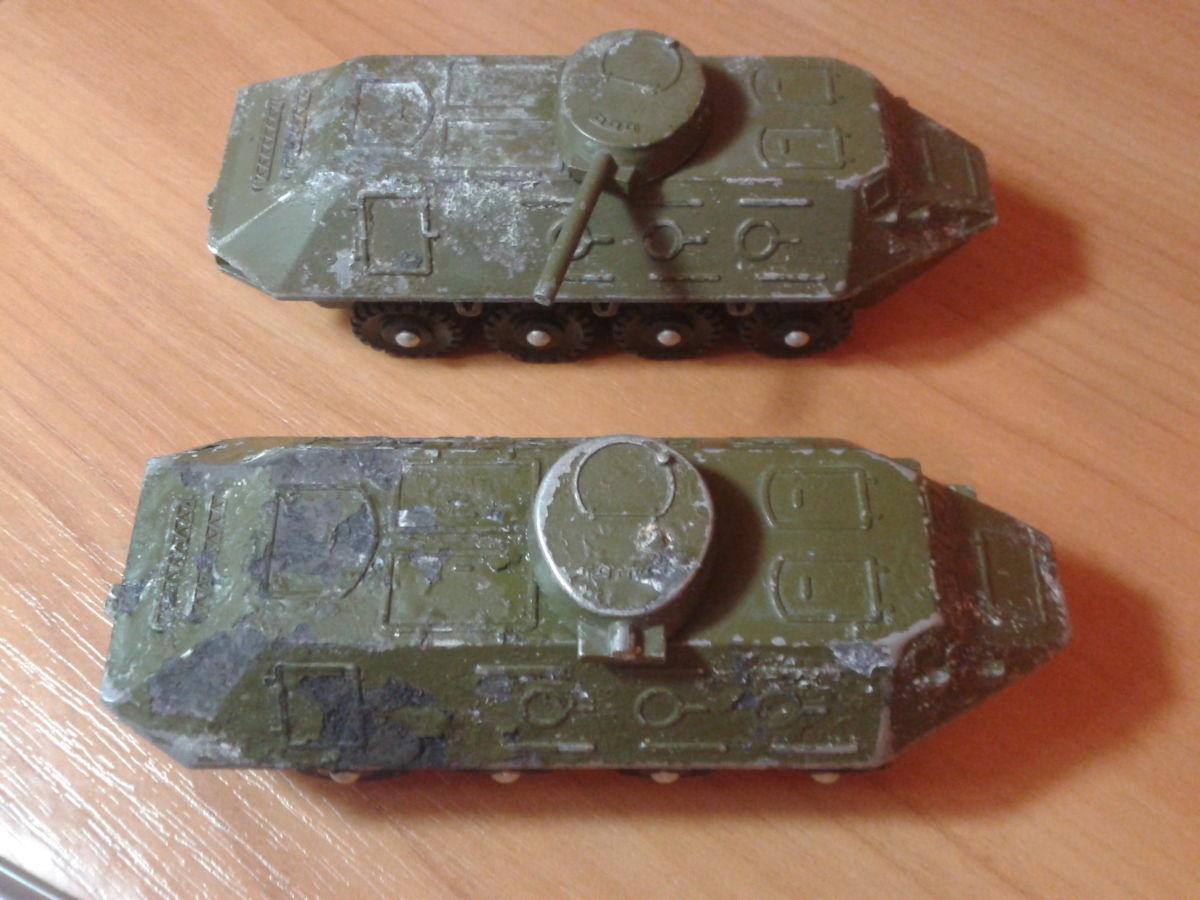 БТР, Военная техника СССР, Металл