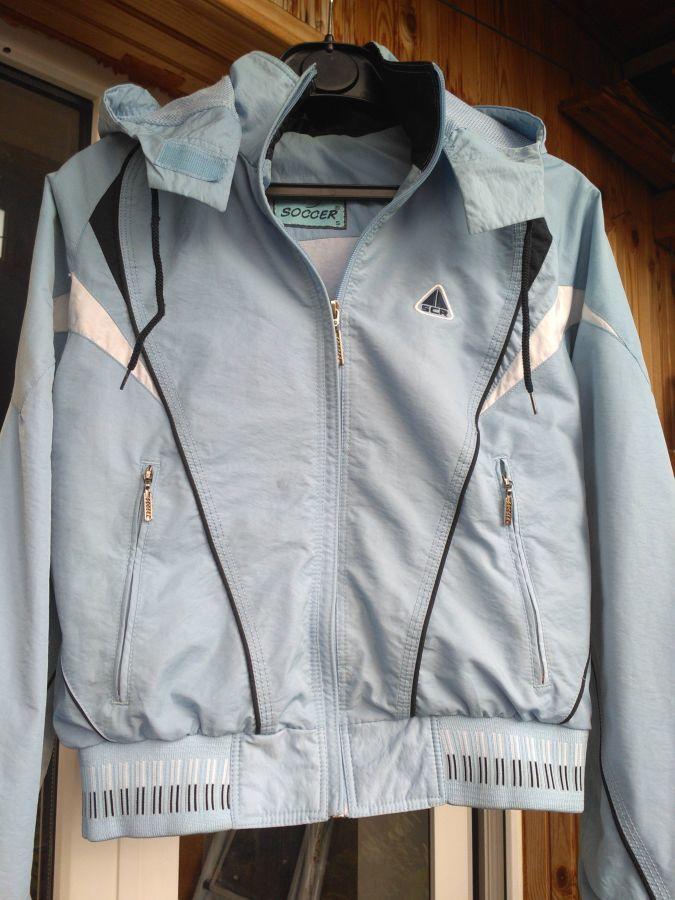 Куртка-ветровка для девочки 10-12 лет