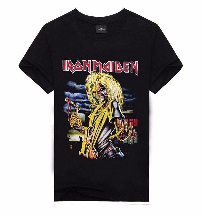 Новая футболка Iron Maiden, Killers, размер - M, наш
