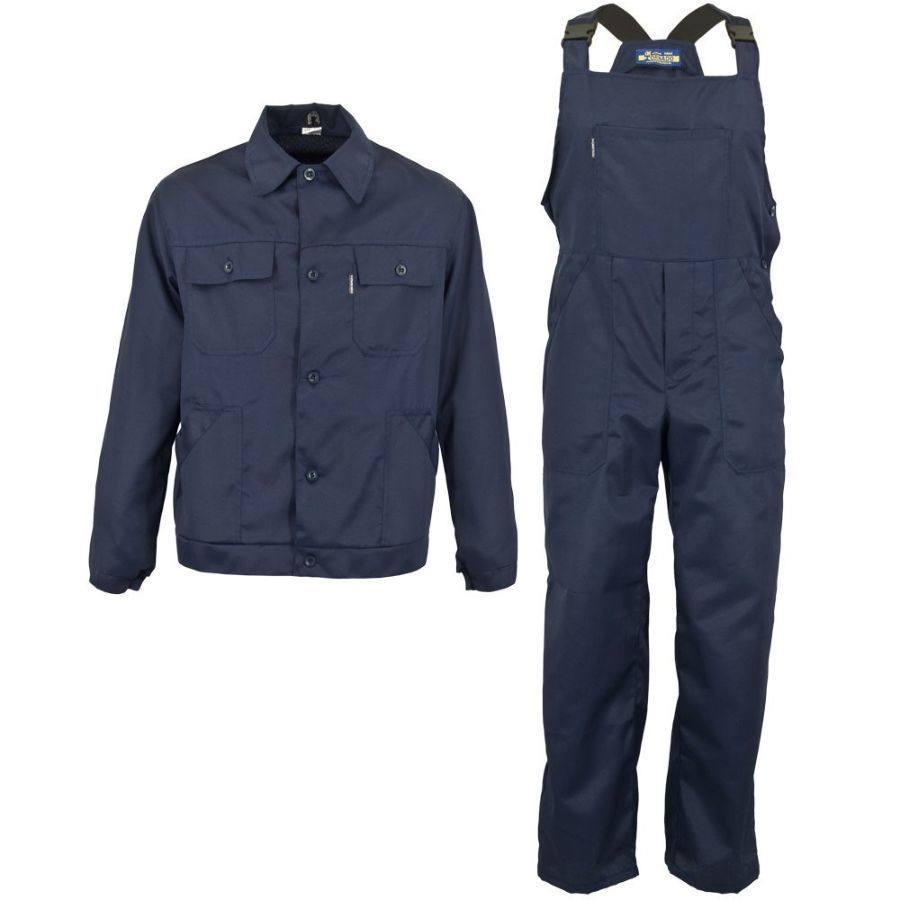 f118a08a0a9884 Рабочий костюм с полукомбинезоном: 497 грн. - Спецодяг і спецвзуття ...