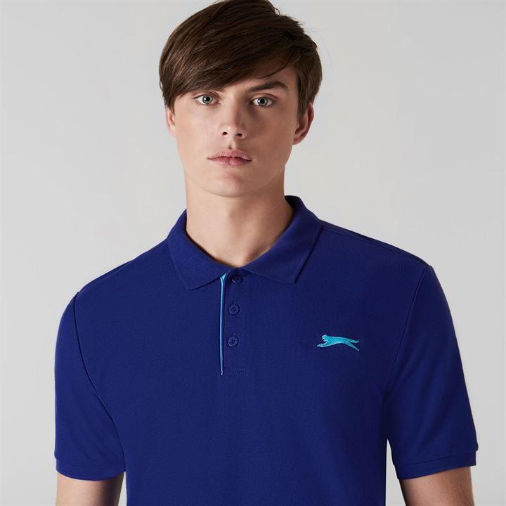 fabbe89375778 Купить сейчас - Фирменные мужские футболки поло Slazenger из Англии ...