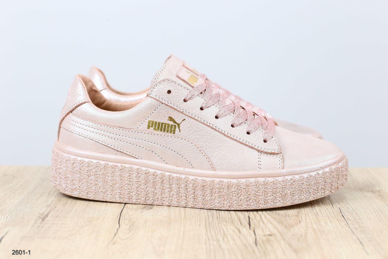 Кроссовки кожаные женские Puma от производителя  1 100 грн ... 97f37236947
