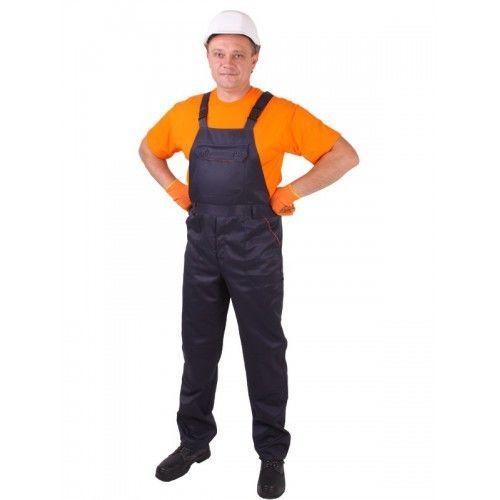 Рабочий полукомбинезон, униформа