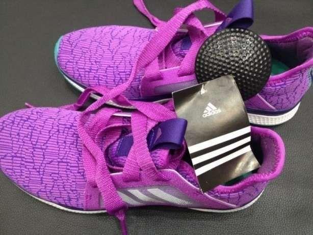 85b2f334 Кроссовки для бега женские Adidas Edge Luxe оригинал р.37-40 беговые ...