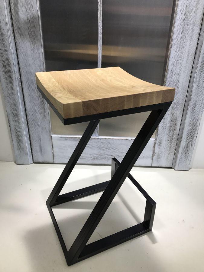 Барный стул Лофт (Loft). Стілець для бару. Мебель для ресторана.