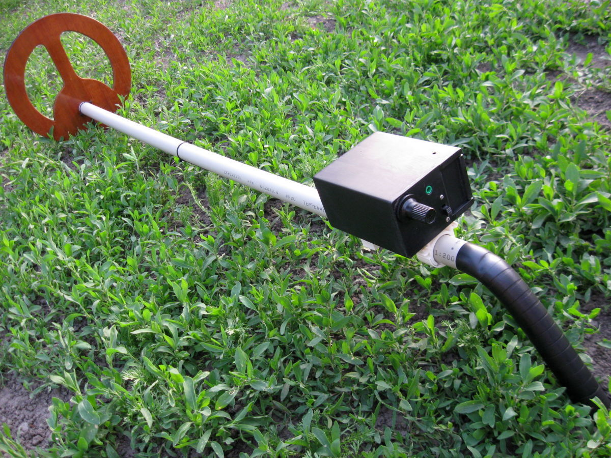 Модифицированный металлоискатель Пират  700 грн. - Металошукачі ... 5afb24483e84d