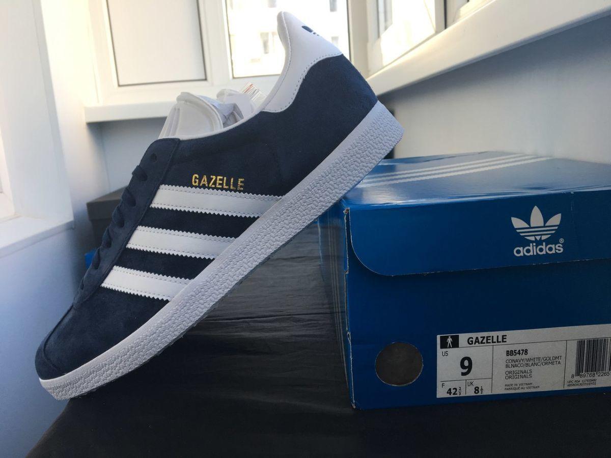 Кроссовки Adidas Gazelle оригинал  1 800 грн. - Спортивне взуття ... cb2b44d0ecce4