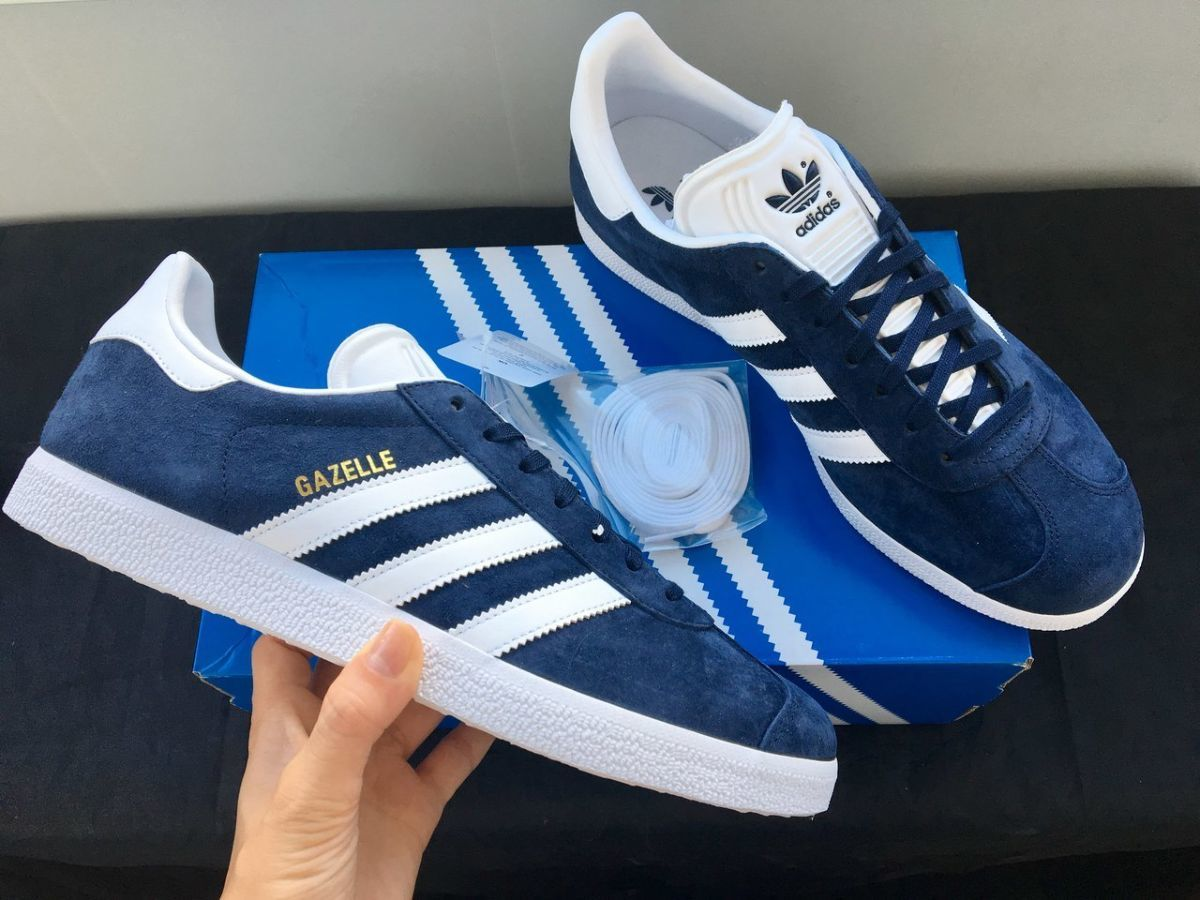 4284676b Купить сейчас - Кроссовки Adidas Gazelle оригинал: 1 800 грн ...