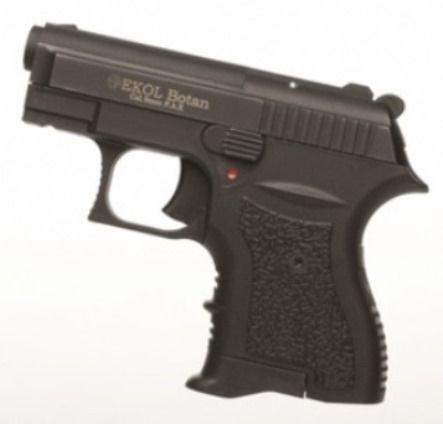 Купить стартовый пистолет Ekol Botan Blak