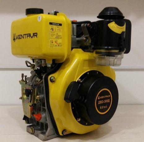 Двигатель дизельный на мотоблок 6 л.с. Кентавр ДВЗ-300Д