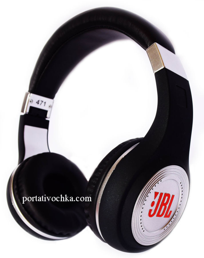 Беспроводные Bluetooth наушники JBL 471 c FM 8ae7ddeb0668b