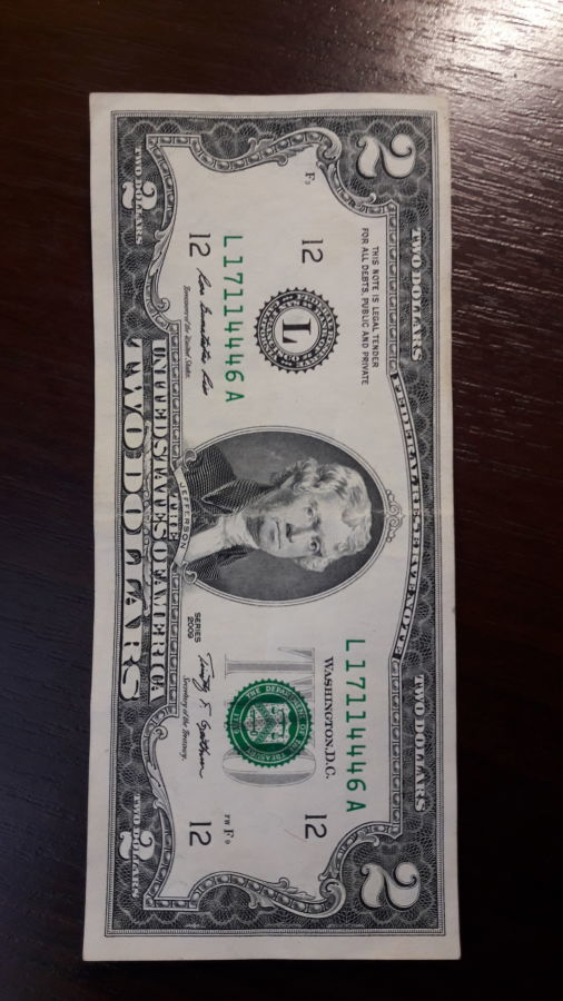 доллар 2009 года выпуска фото