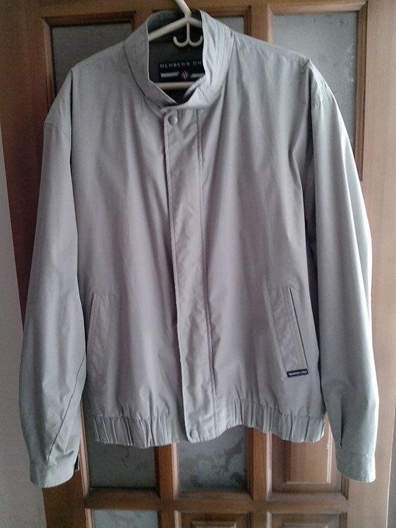 7a5dd5eb Куртка - ветровка мужская