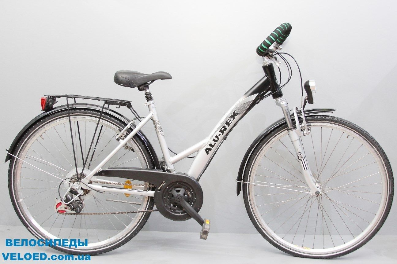 БУ Велосипед Alu-Rex - Веломагазин - veloed.com.ua