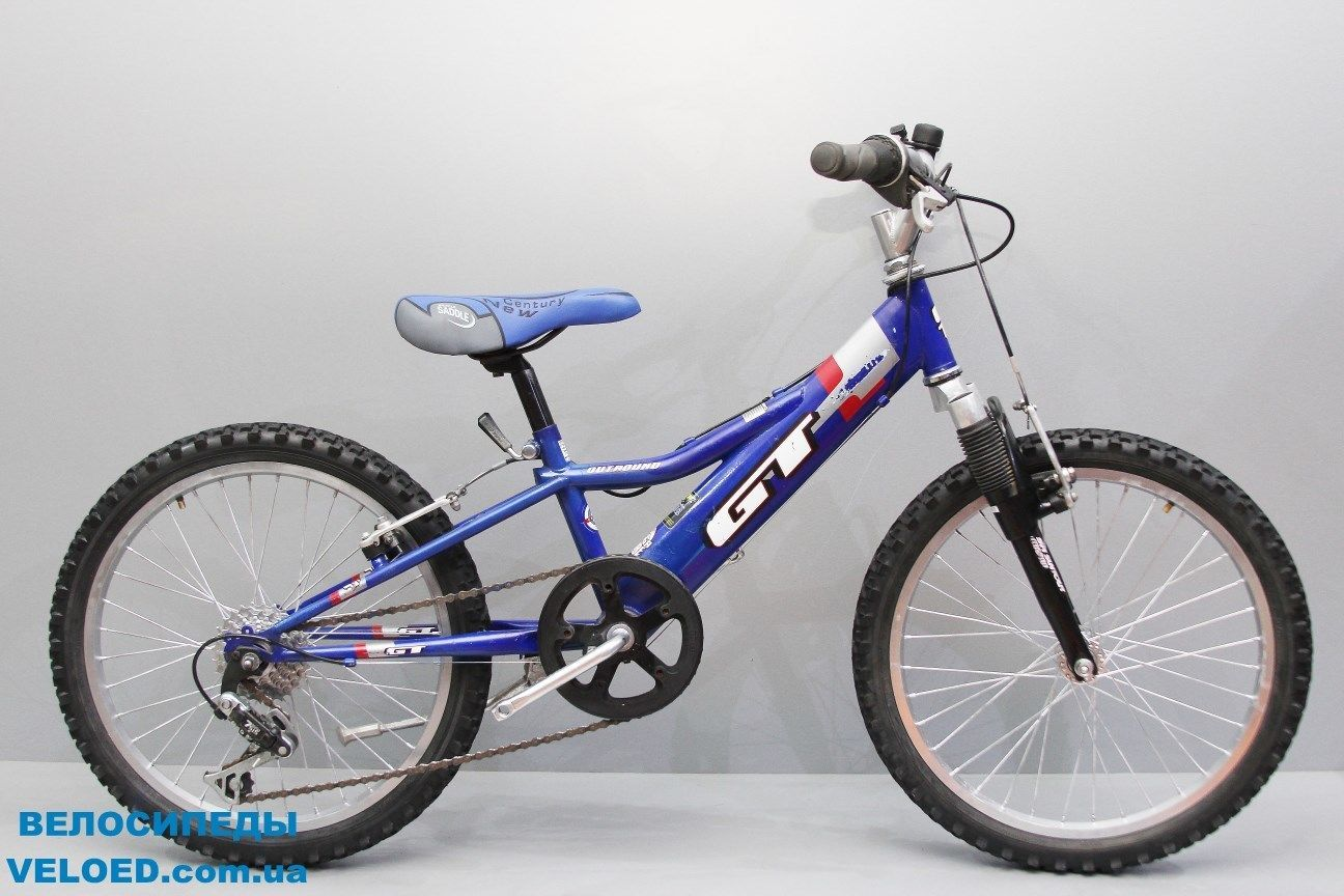 БУ Велосипед GT 20 - Веломагазин - veloed.com.ua