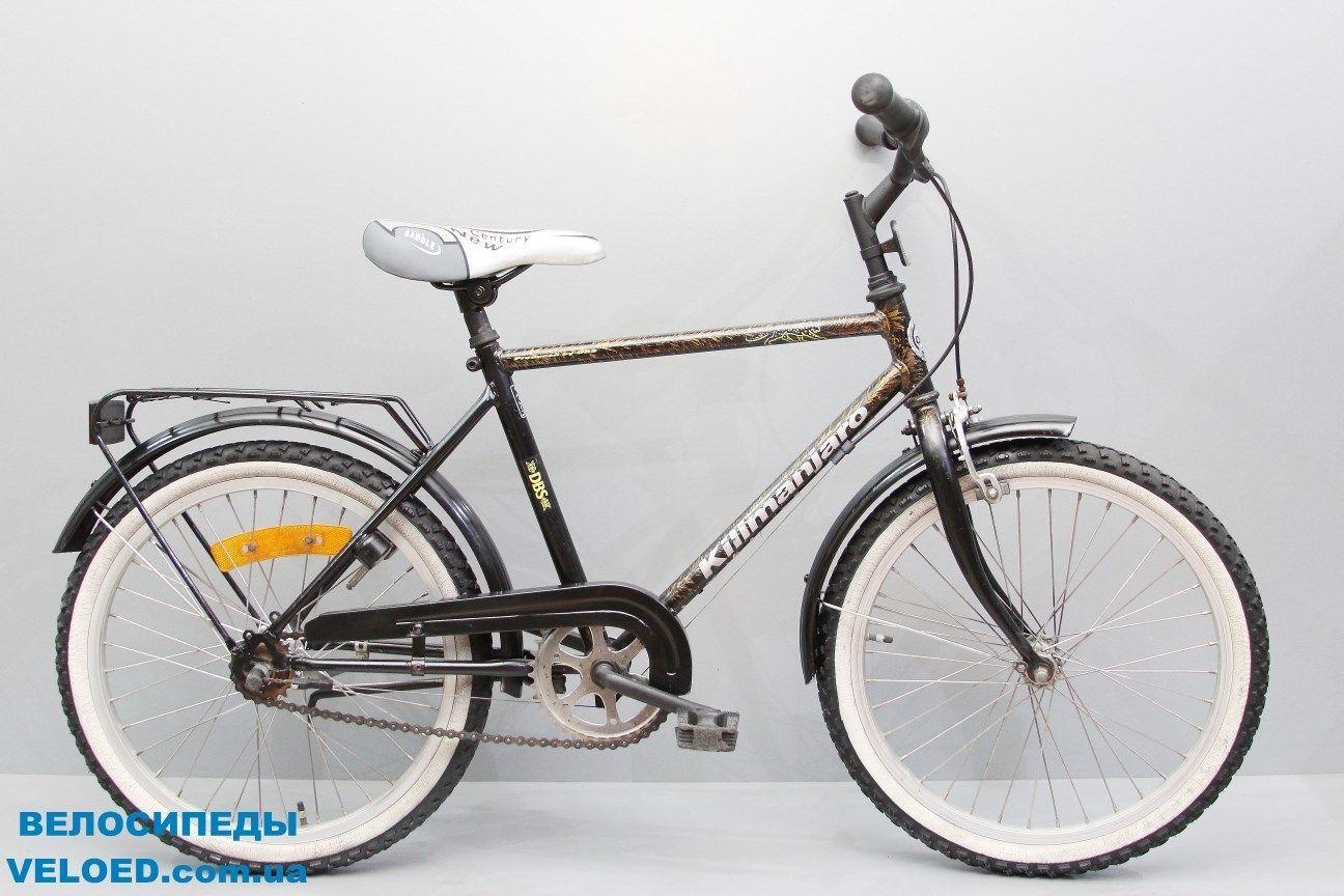 БУ Велосипед Dbs Kilimanjaro - Веломагазин - veloed.com.ua