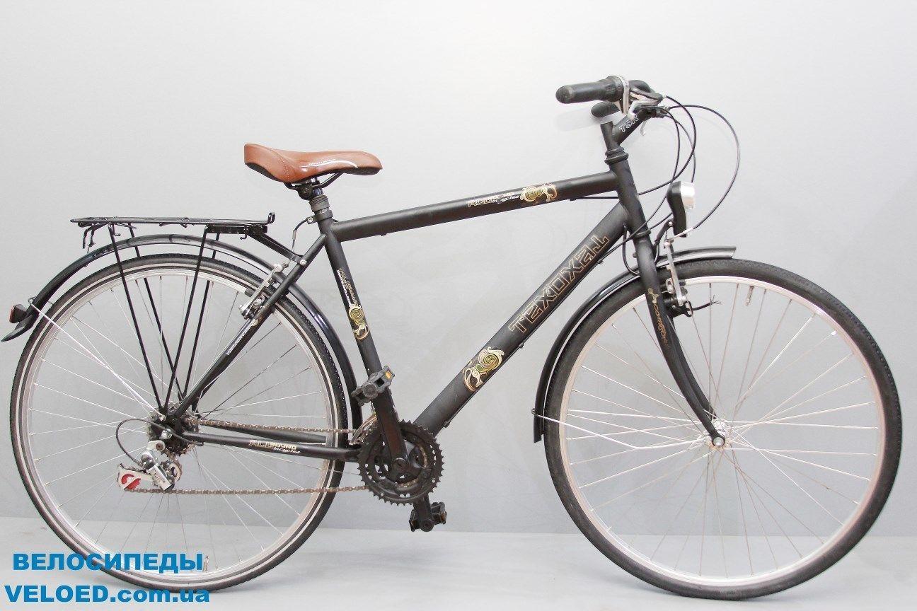 БУ Велосипед Texo Round - Веломагазин - veloed.com.ua