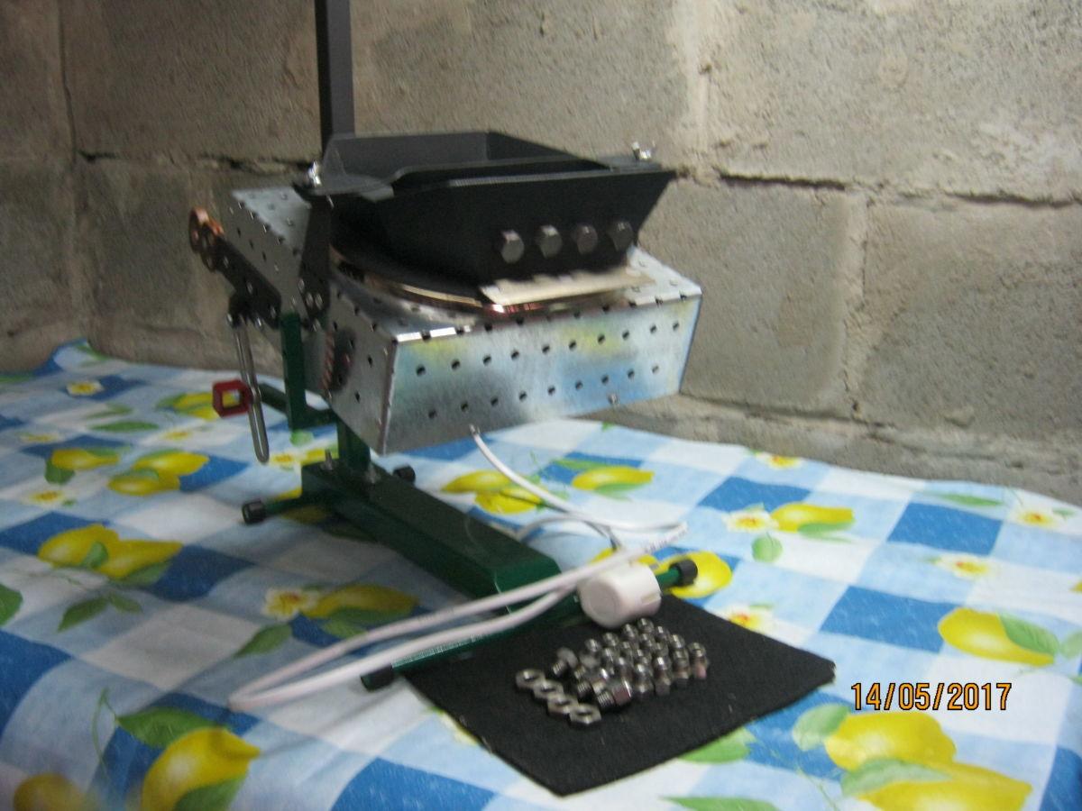 Дроболейка(станок для литья охотничей дроби)