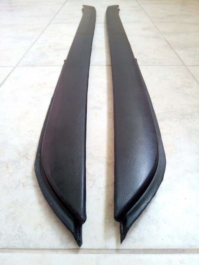 Планка лобового стекла Вито молдинг (полиуретан) накладка Vito 638