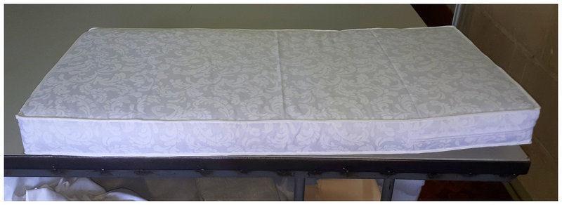 Матраси для детской кроватки Супер Люкс (кокос-поролон-кокос), толщина