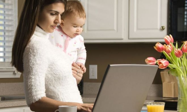 Доход для мамочек, с перспективой карьерного роста