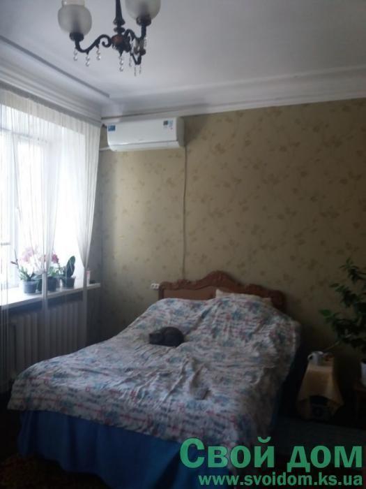 3 - комнатная квартира по ул. Гмырёва, 2/2, добротный дом постройки с