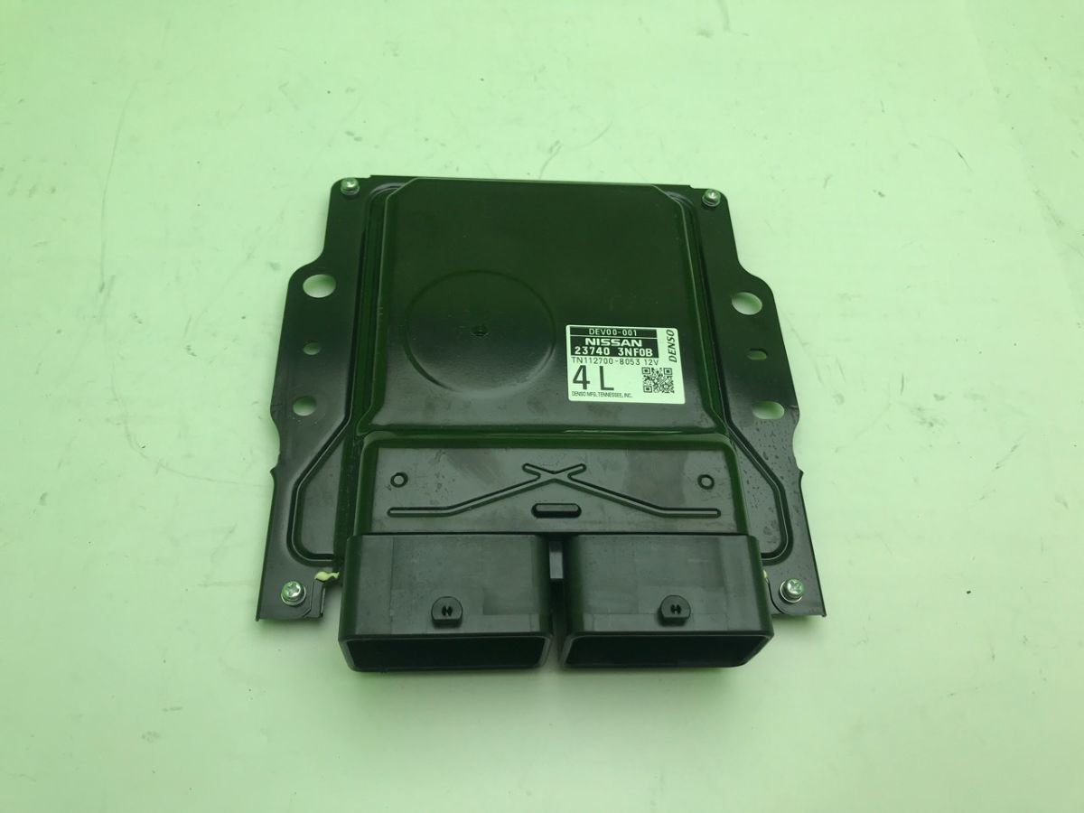 Модуль управления двигателя Nissan leaf 23740-3NF0B
