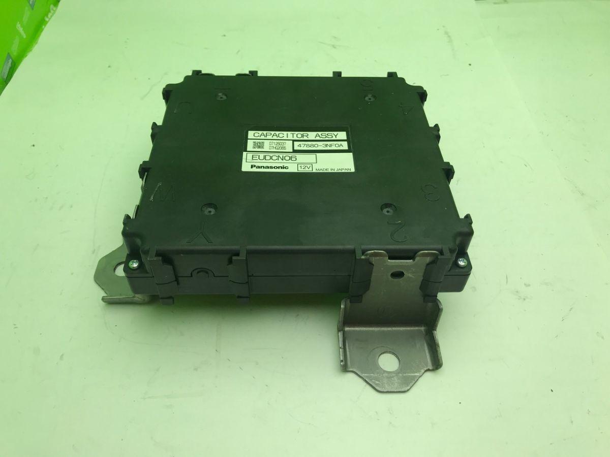 Модуль управления стояночным тормозом Nissan Leaf 47880-3NF0A