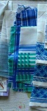 платок карманный носовой, хлопок, советский и современный, мужской