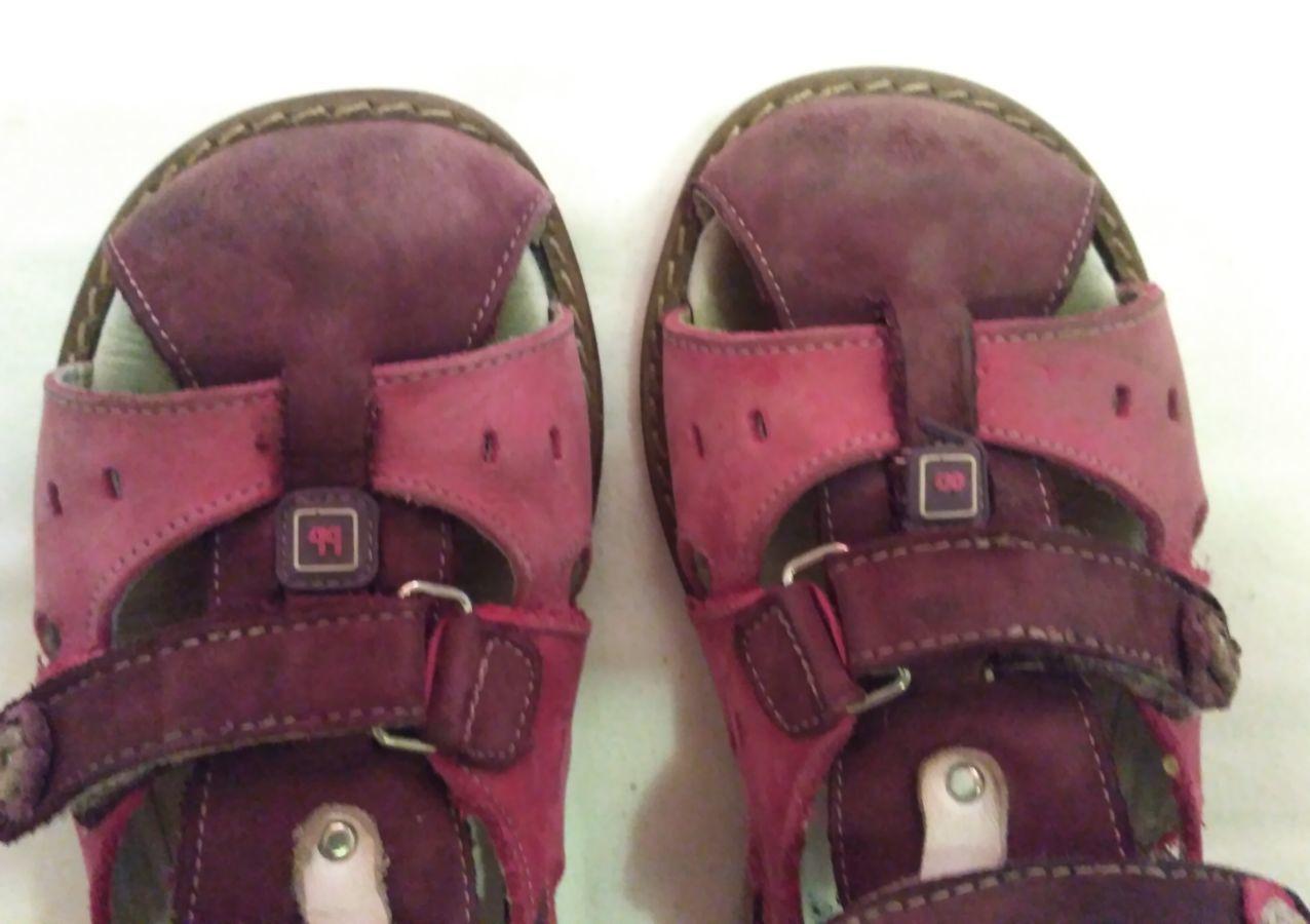 9b4b2bd72 Сандали ортопедические кожаные ВЕВЕТОМ на девочку - 29 размер,19 см ...