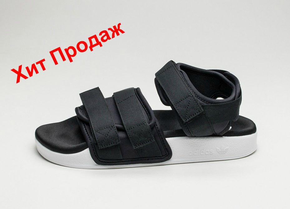 fe3079618 Женские сандали кроссовки Adidas ADILETTE SANDAL S75382 оригинал лето
